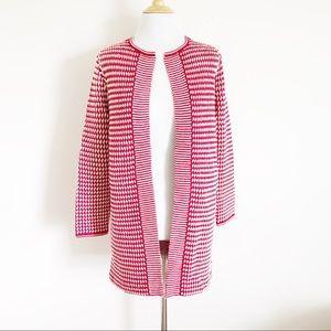 Talbots Wool Knit Petite Cardigan Sweater